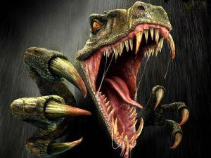 Dinosaurio Rex 800