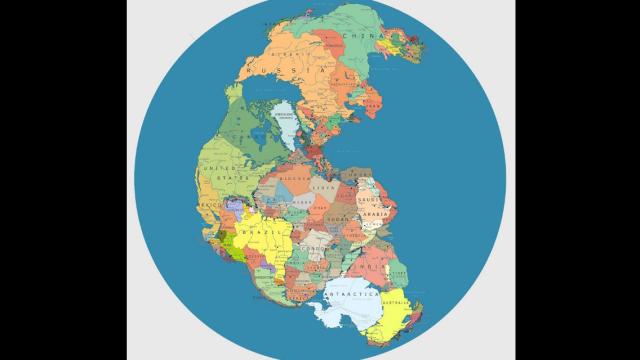 Pangea y Pantalasa