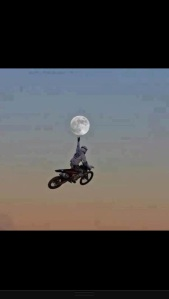Tocando la luna