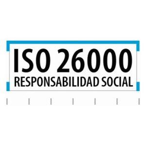ISO 26000 NORMA RESPOSABILIDAD SOCIAL CORPORATIVA