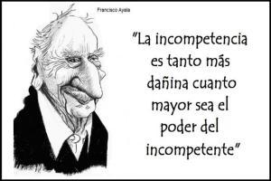 Nivel de Incompetencia
